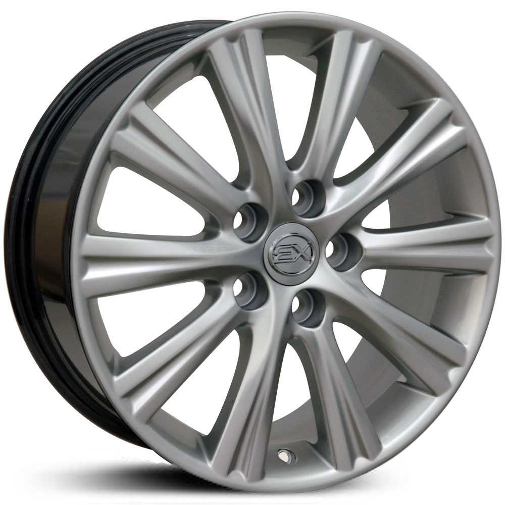 lexus 17 inch wheels rims Replica OEM Factory Stock Wheels & Rims