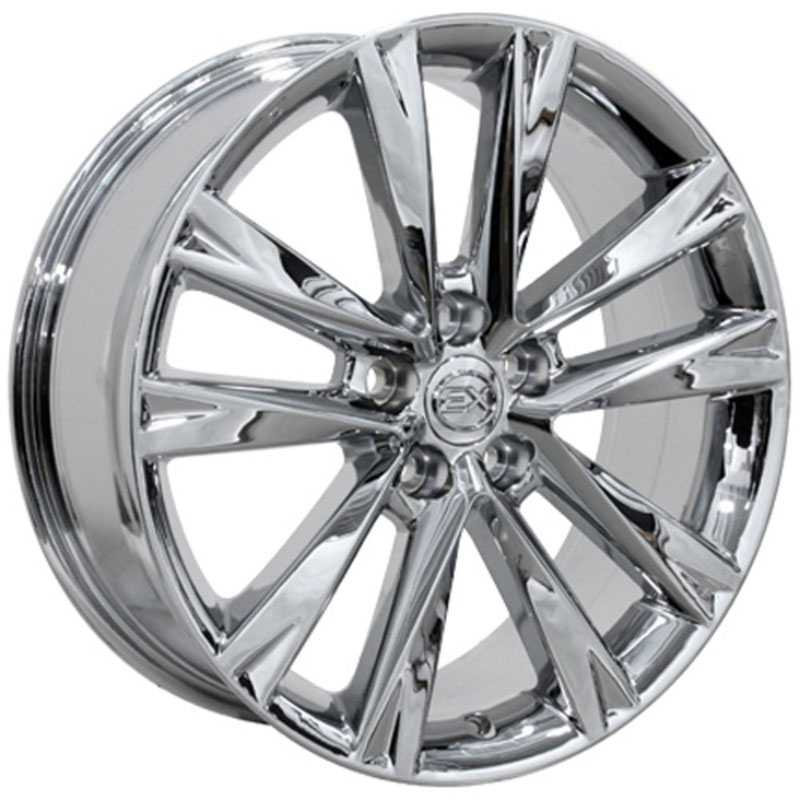 Lexus RX350 F Sport (LX24)  Wheels Chrome