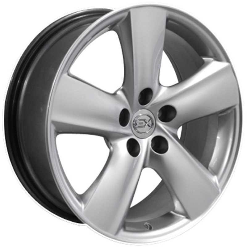 Hubcap Tire And Wheel >> lexus 18 inch wheels rims Replica OEM Factory Stock Wheels ...