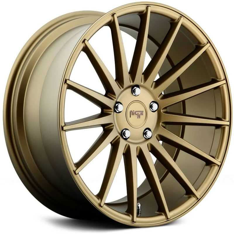 Niche M158 Form  Wheels Bronze
