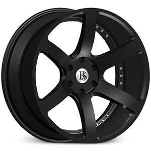 Red Sport RSW-115  Wheels Black