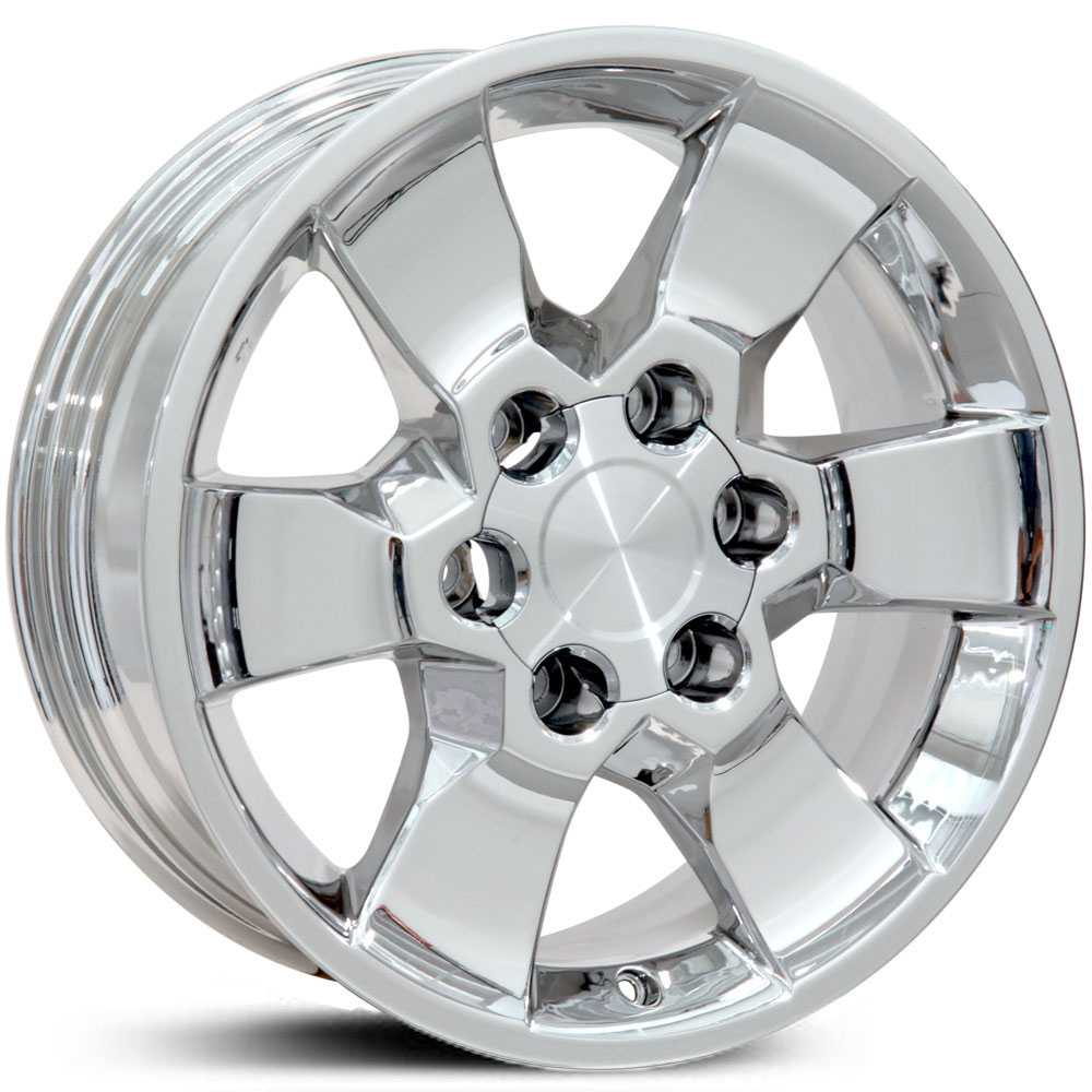 Toyota 4Runner (TY13) PVD Chrome