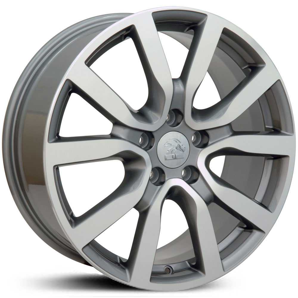 Volkswagen Golf (VW25)  Wheels Gunmetal Machined