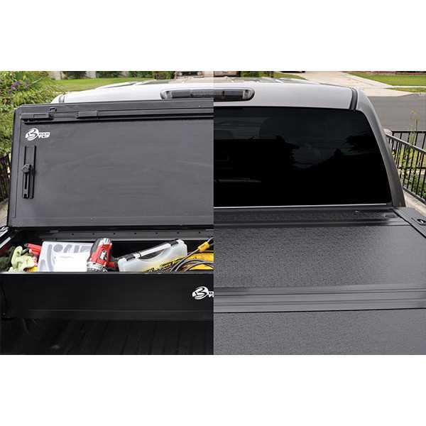 Bak Industries Bak Box Fold Away Truck Bed Utility Toolbox Ford F Superduty F F F Accessories on Ford F 250 Bed Dimensions