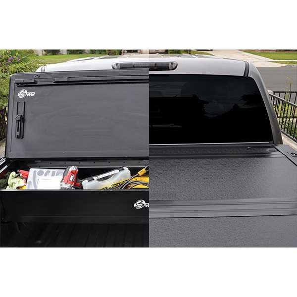 Small Truck Tool Box >> BAK Box 2 Tool Box - 92120 - 2014-2015 GMC Sierra All Beds
