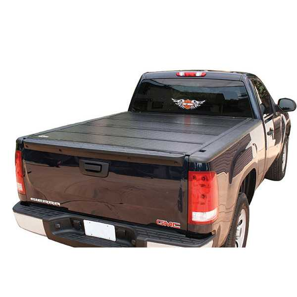 Bakflip F1 72102 2007 2013 Gmc Sierra 8 Bed With Or W O Track System