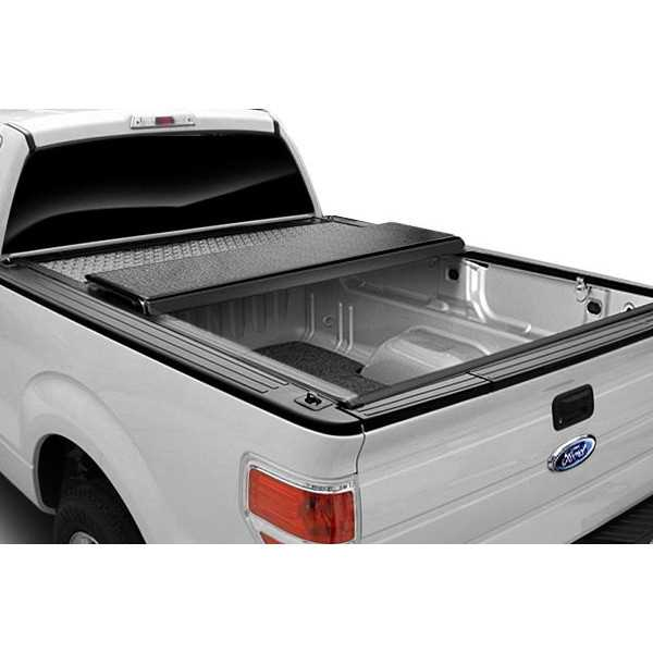 Bak Industries Bakflip Fibermax Hard Folding Tonneau Cover Nissan Frontier Accessories