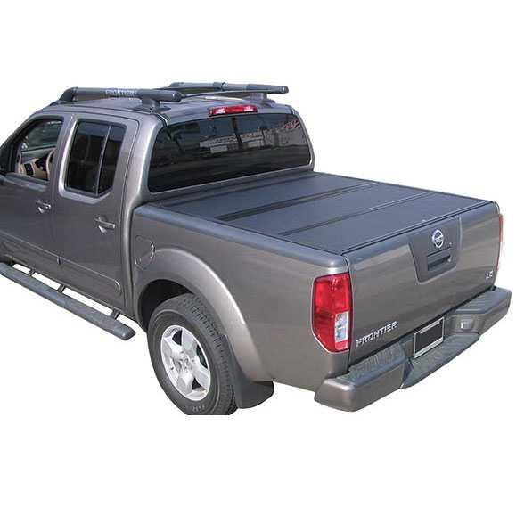 2000-2004 Nissan Frontier 5' Bed