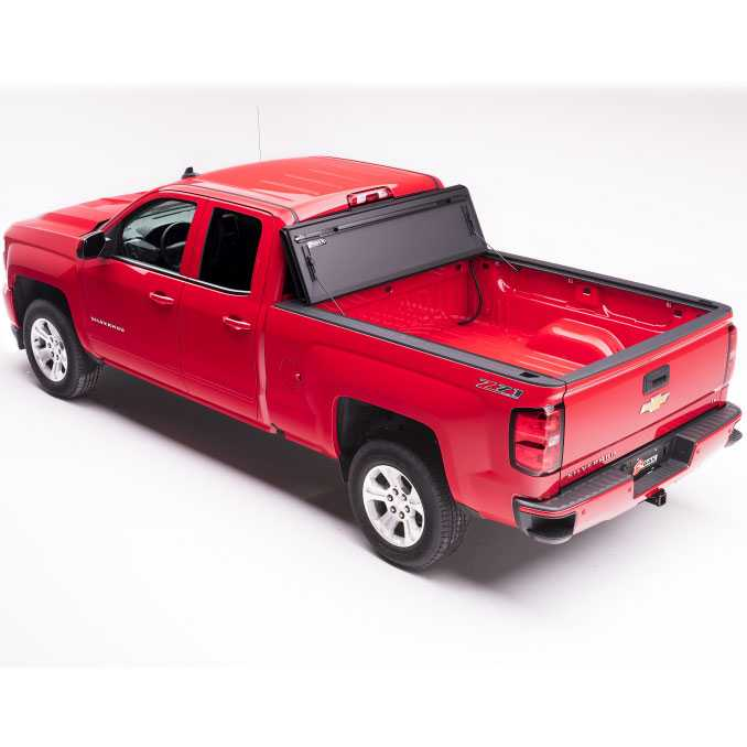 2009-2016 Dodge Ram With Ram Box 5