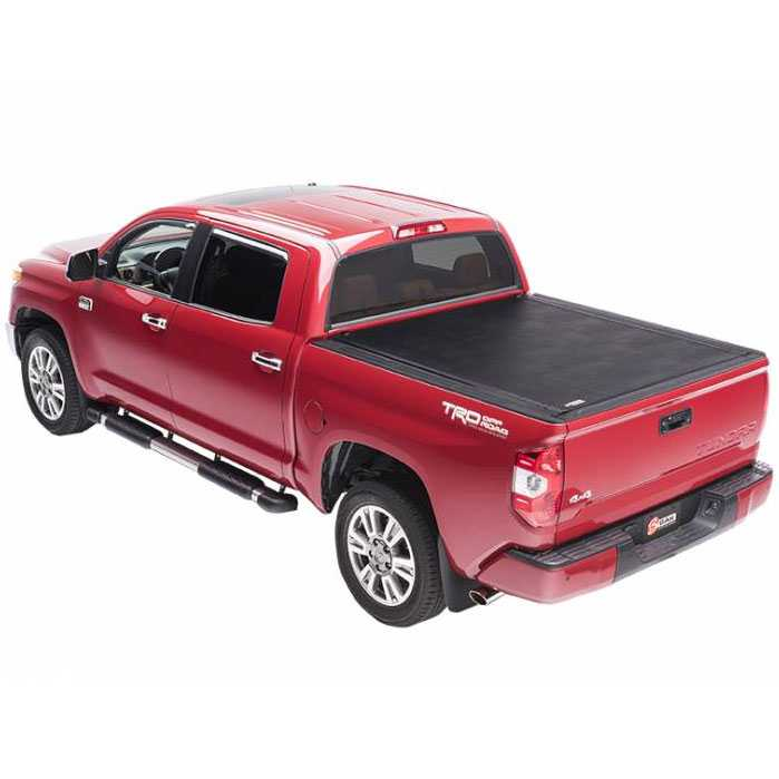 Superior Truck Bed Cover  Toyota Tundra