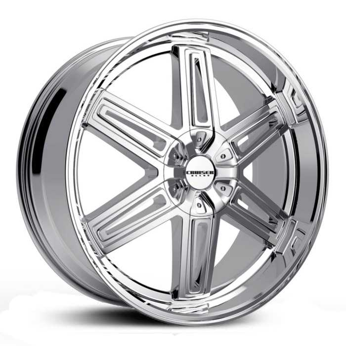 Cruiser Alloy 920C Iconic  Wheels Chrome