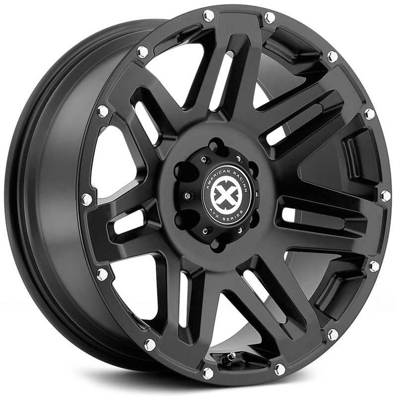 ATX Series AX200  Wheels Cast Iron Black