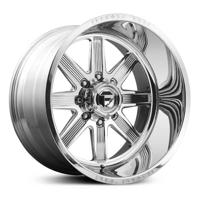 Fuel Forged FF20 Forged  Wheels Polished