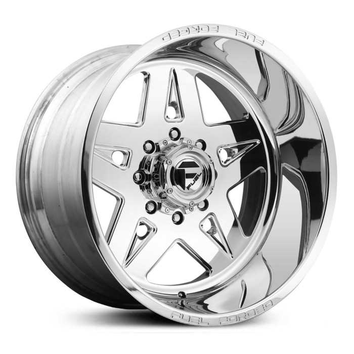 Fuel Forged FF21 Forged  Wheels Polished