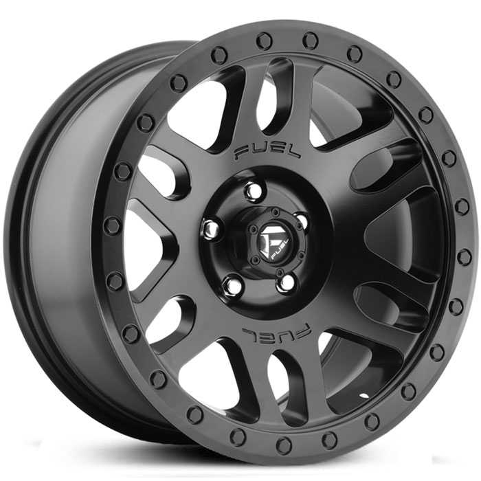 Fuel D584 Recoil Black