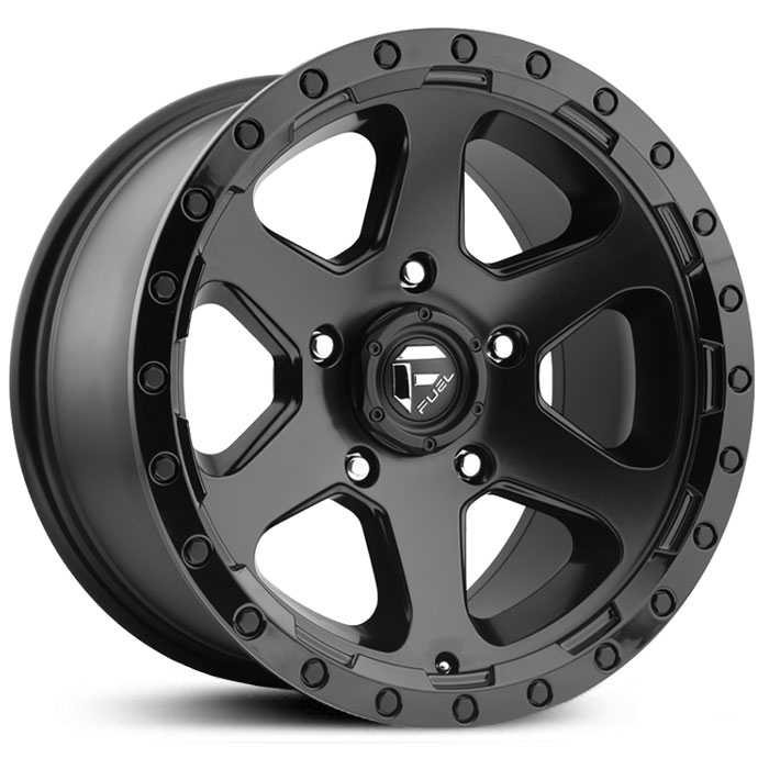 Fuel D589 Ripper Black