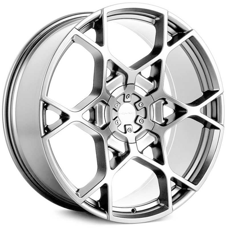 KMC KM695 Crosshair  Wheels Chrome