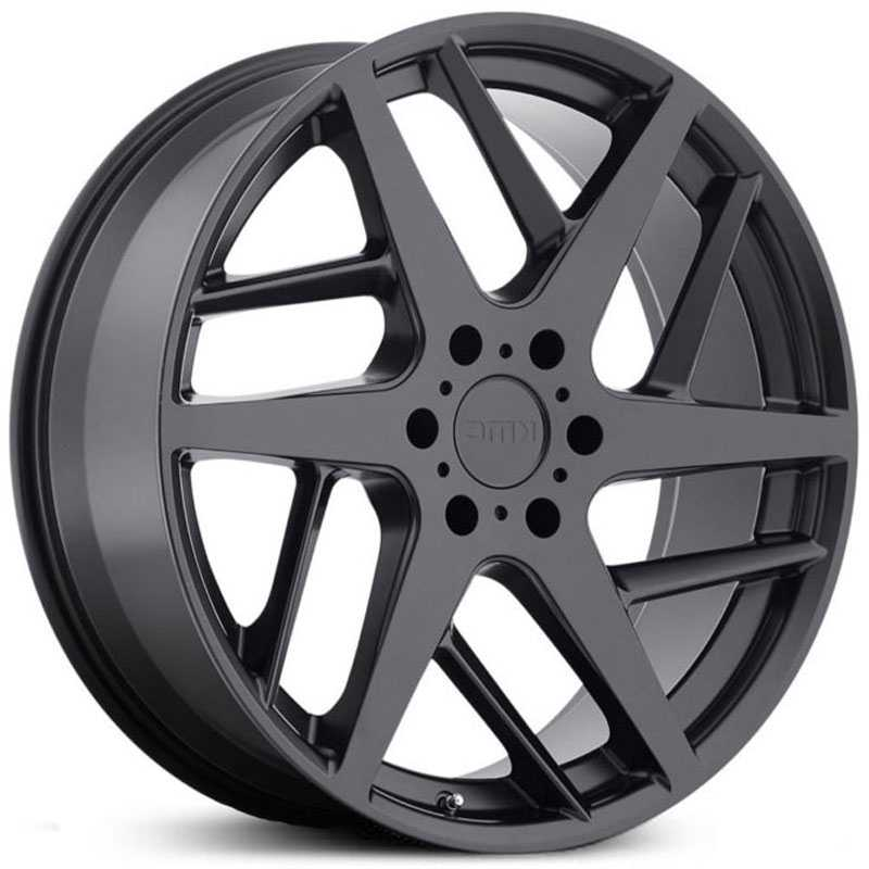 KMC KM699  Wheels Satin Black