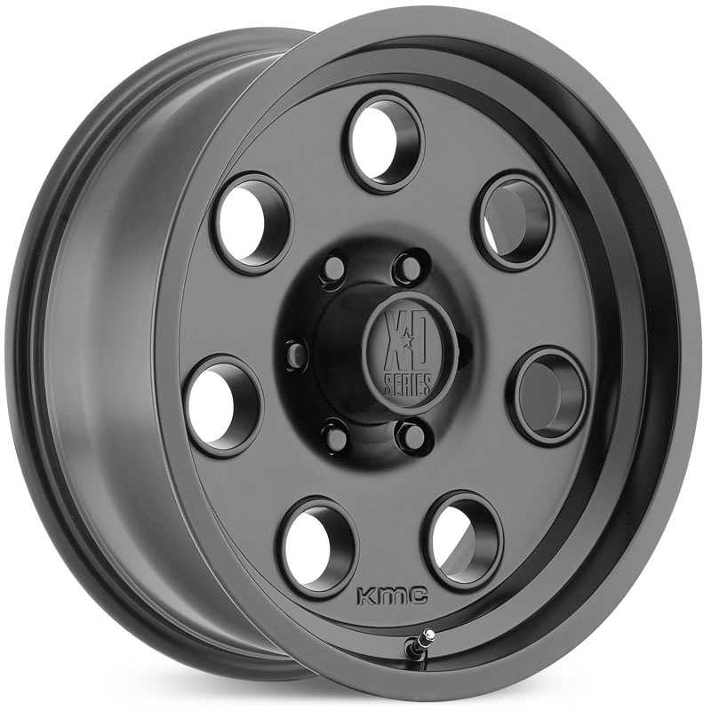 XD Series XD300 Pulley Black