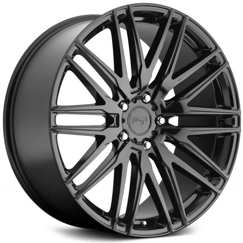 Niche M164 Anzio   Wheels Black Gloss
