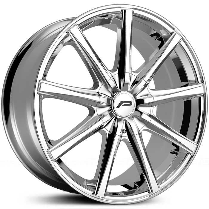 Pacer 789C Evolve  Wheels Chrome