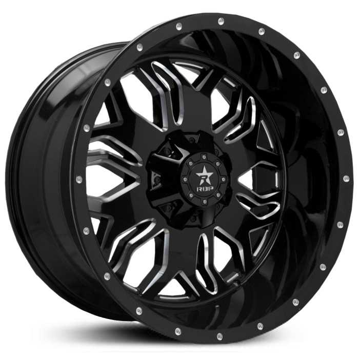 Jeep Wrangler Rims And Tire Packages >> Buy RBP 87R Blade Wheels & Rims Online - 87