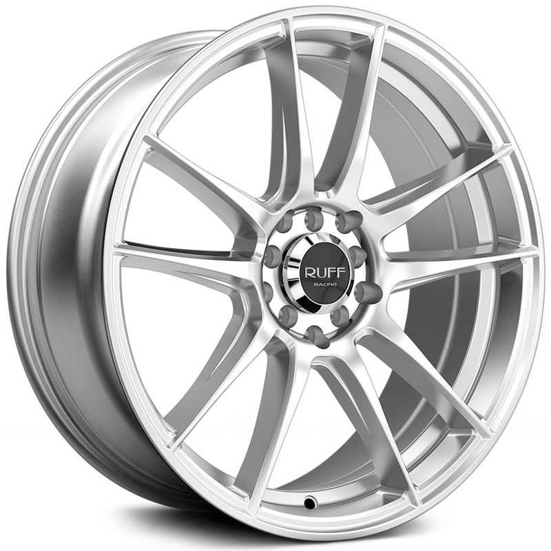Ruff Racing R364 Silver/Grey/Gunmetal