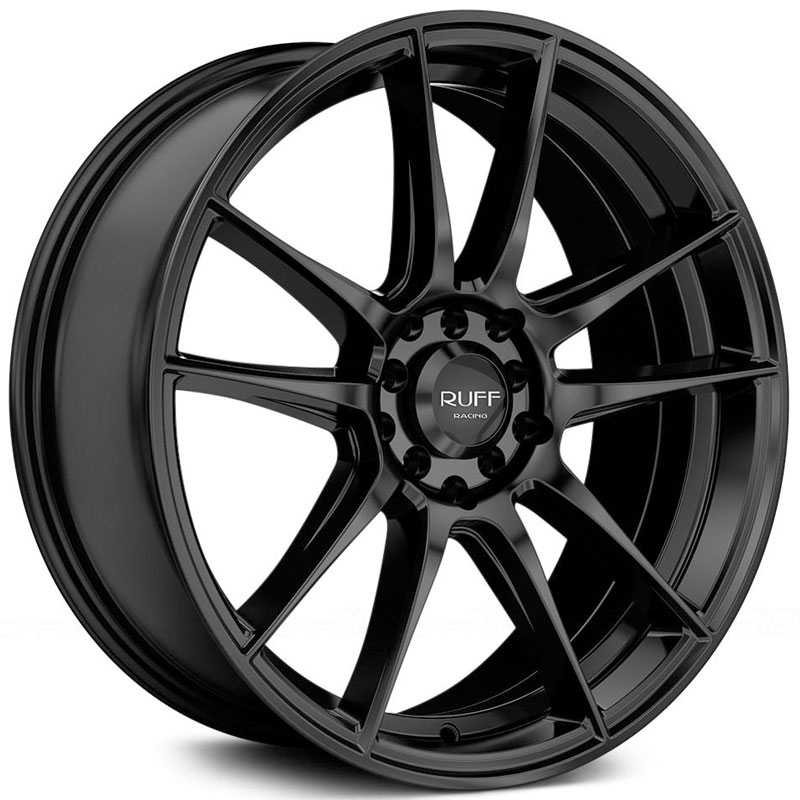 Ruff Racing R364 Black