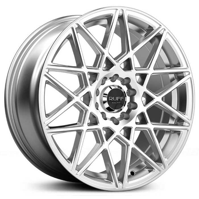 Ruff Racing R365 Silver/Grey/Gunmetal