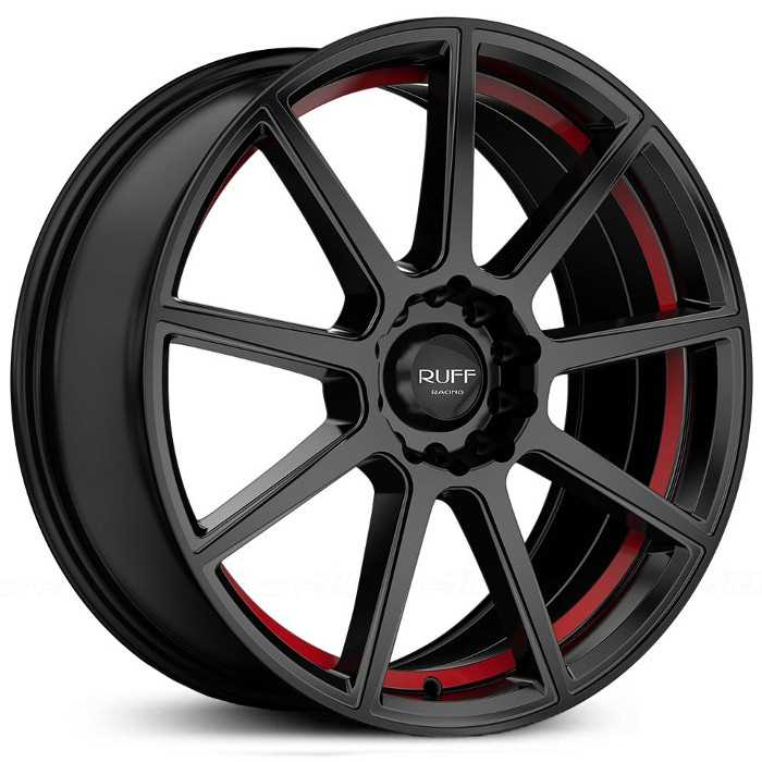 Ruff Racing R366 Black