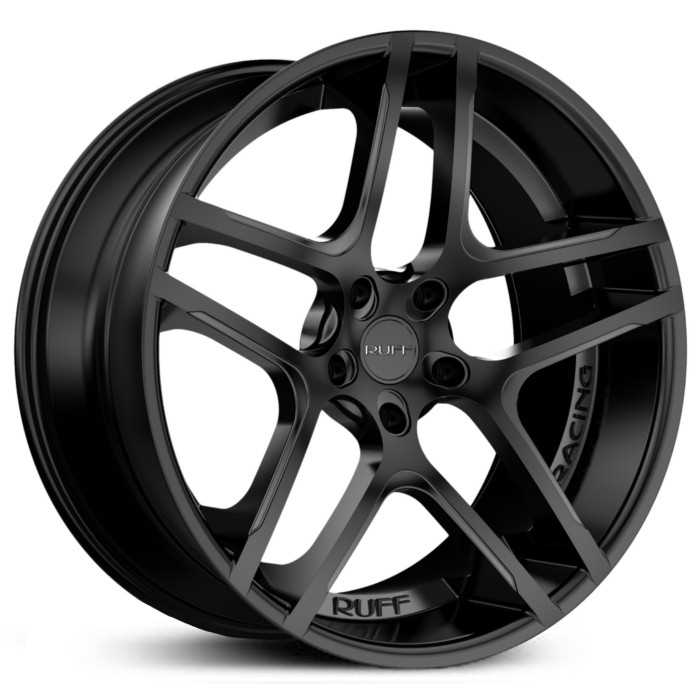 Ruff Racing R954 Black