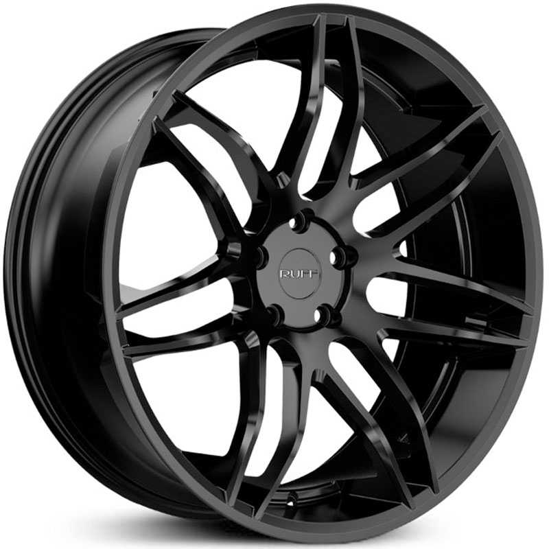 Ruff Racing R960 Black