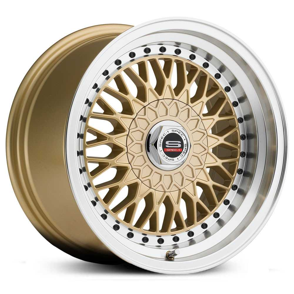 SP-3T Track Edition Gold Center Machined Lip