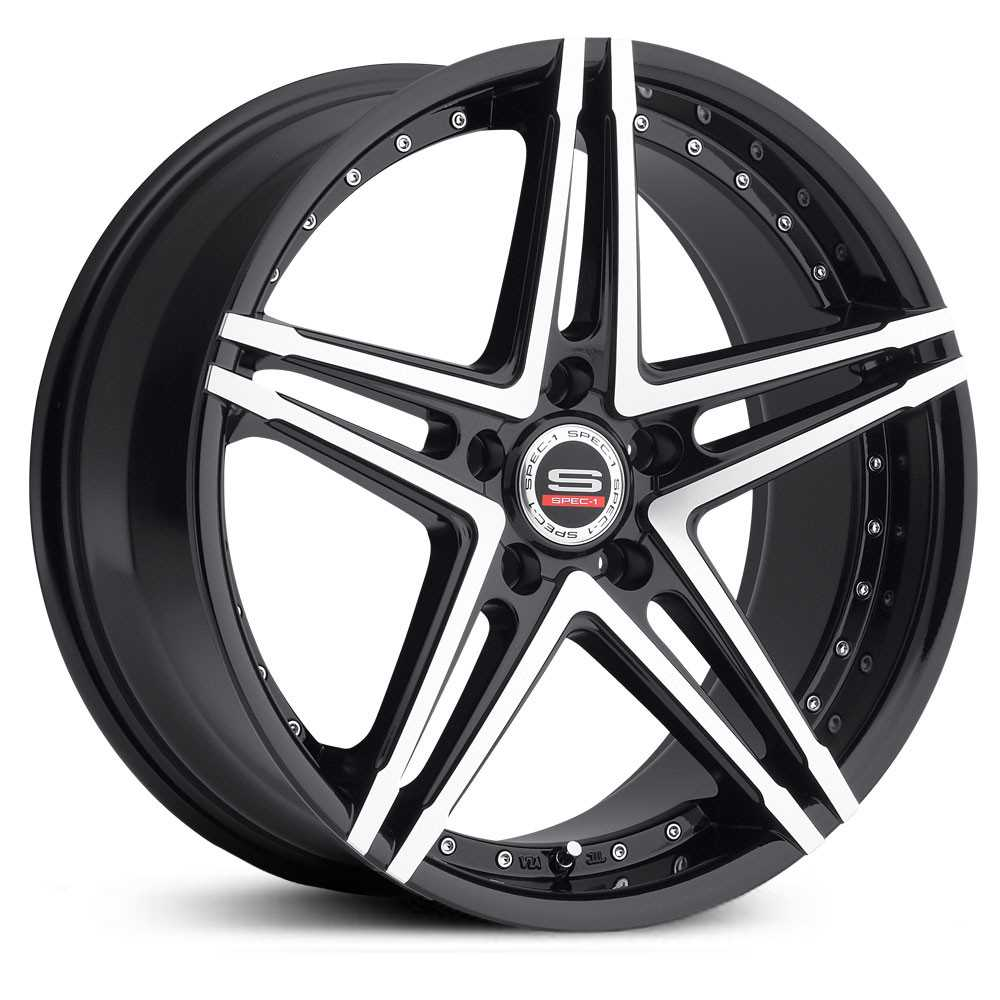 20 inch Spec-1 Wheels - Buy Rims Online - Page 1