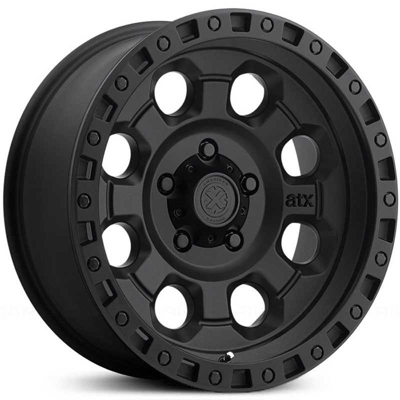 ATX Series AX201  Wheels Cast Iron Black