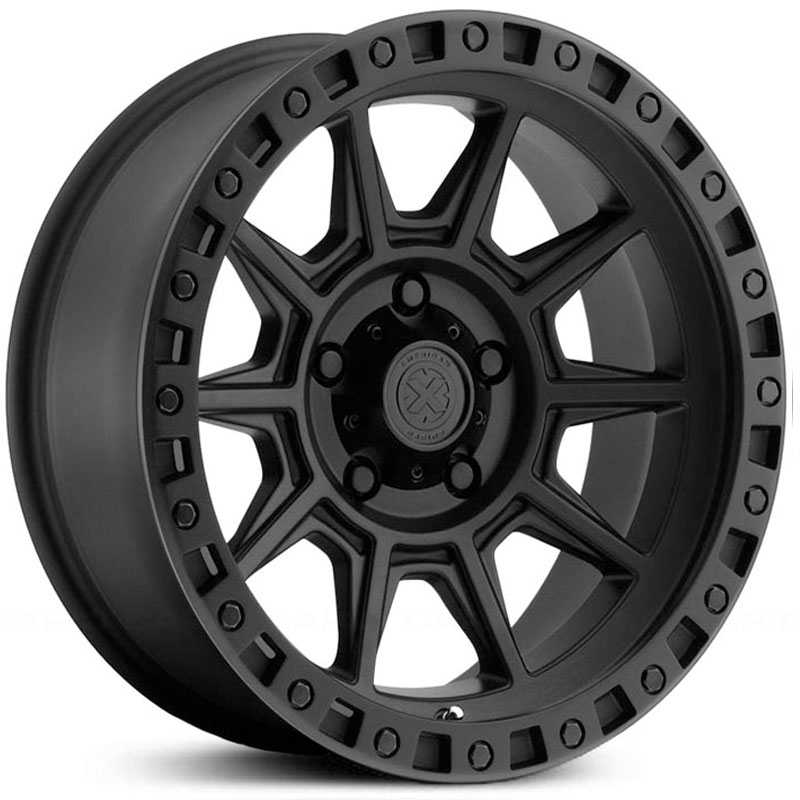 ATX Series AX202  Wheels Cast Iron Black