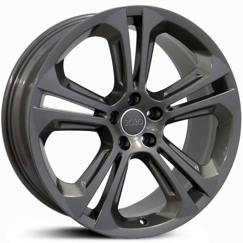 Audi Q5 (AU24)  Wheels Gunmetal
