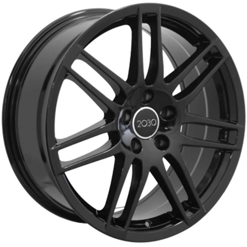 Audi 18X8 S5 AU19 Silver HPO Wheels & Rims - Buy $167
