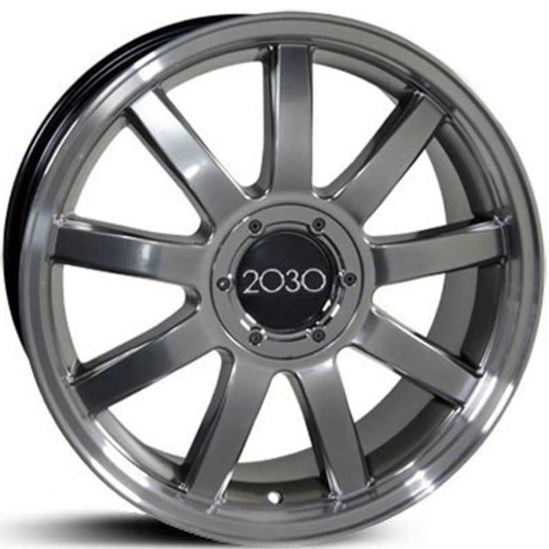 Audi RS4 (AU04)  Wheels Deep Dish Hyper Silver
