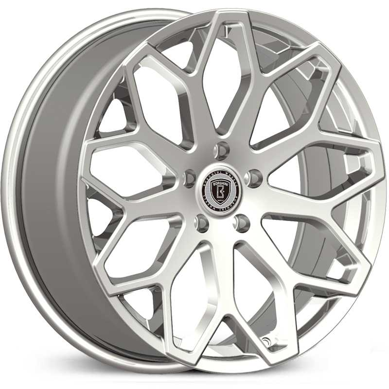 Borghini BW-28  Wheels Chrome