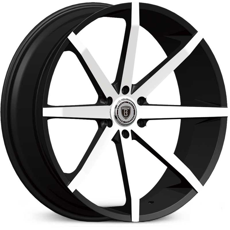 Borghini BW-29  Wheels Black Machined
