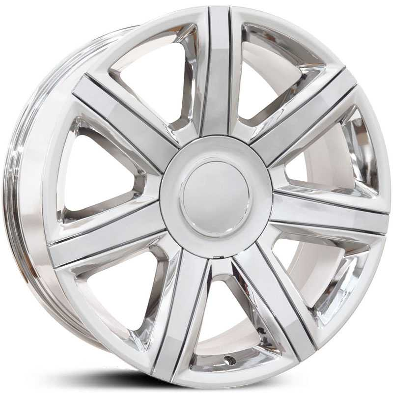 Cadillac Escalade Style (CA87)  Wheels Chrome
