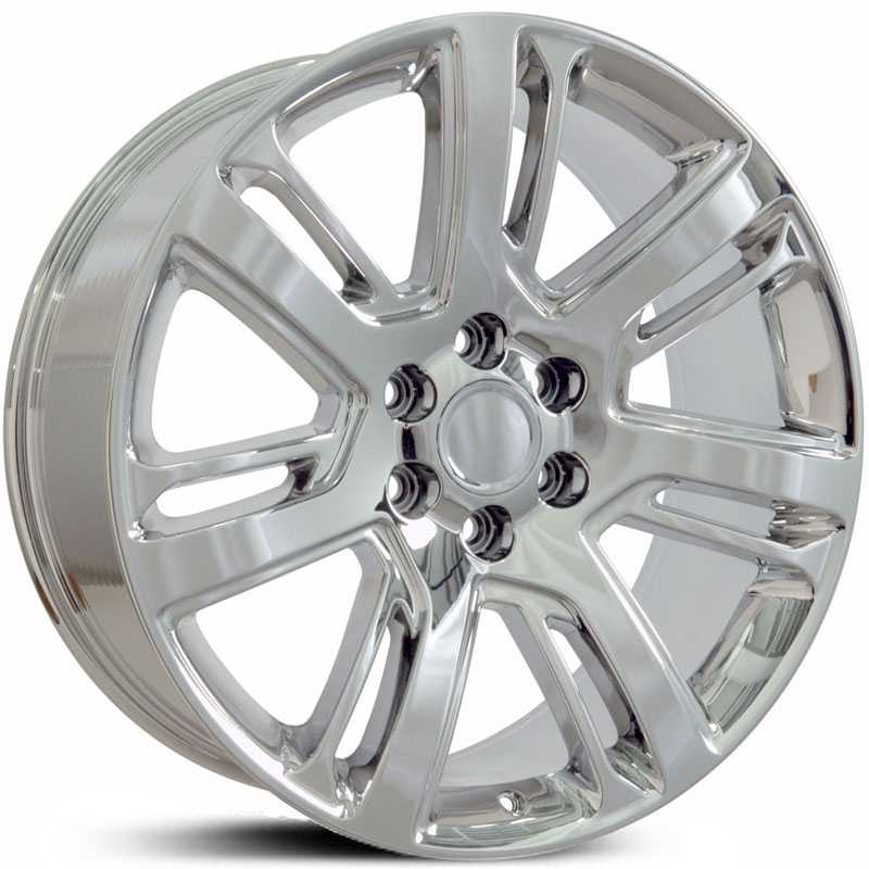 Cadillac Escalade Style (CA88)  Wheels Chrome