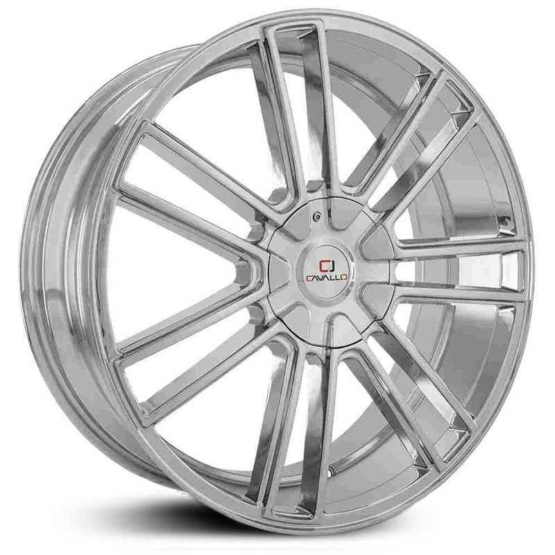 Cavallo CLV-21  Wheels Chrome