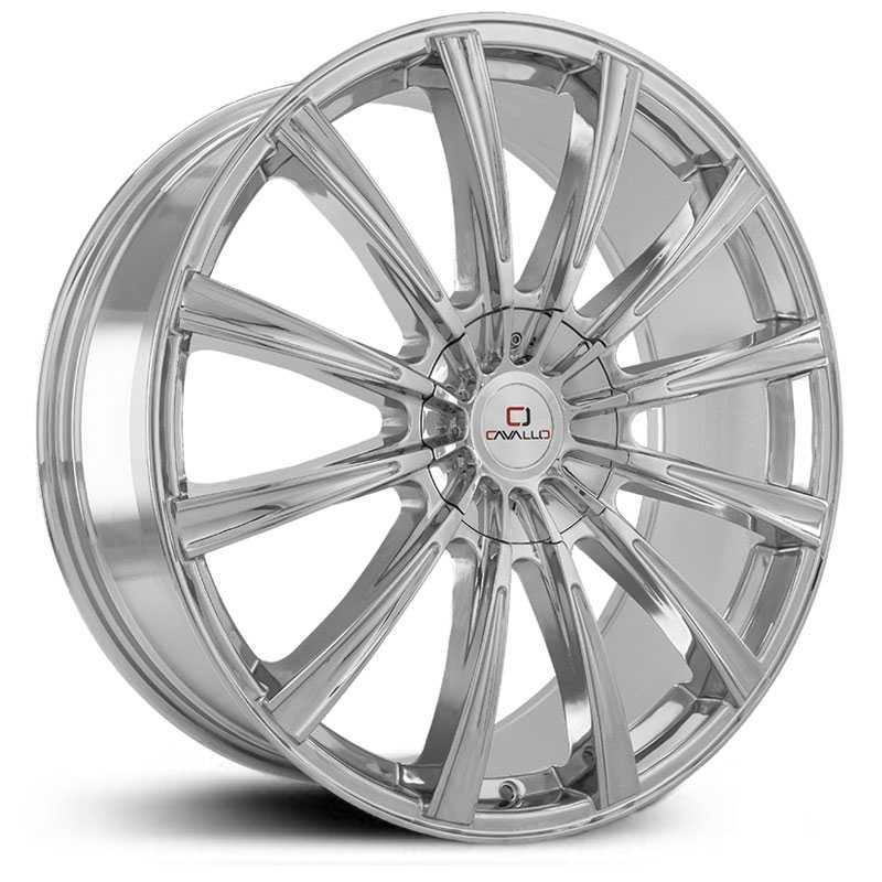 Cavallo CLV-23  Wheels Chrome