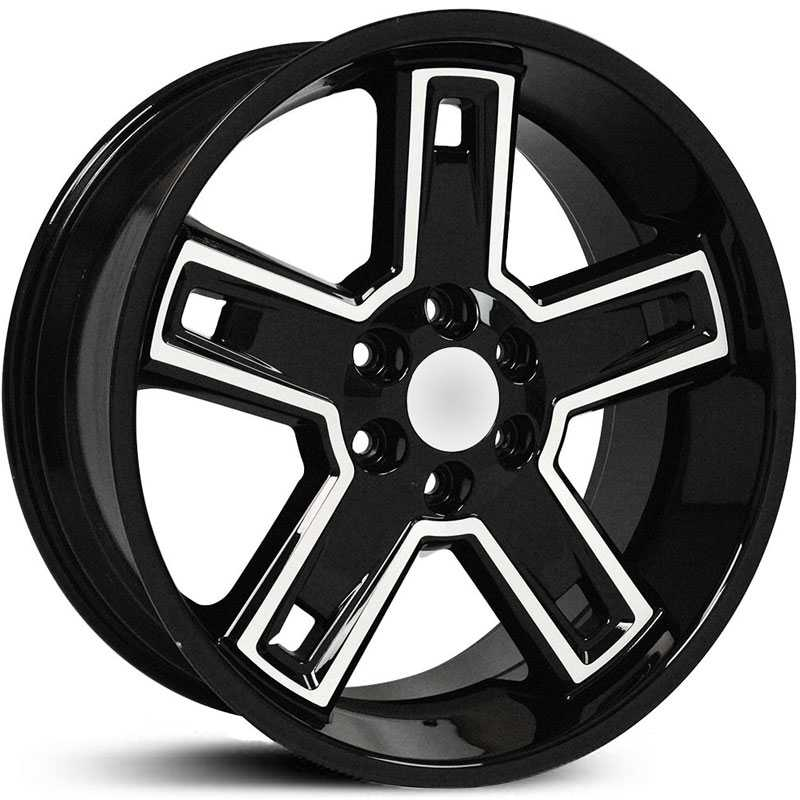 Chevy Replica Oem Factory Stock Wheels Rims