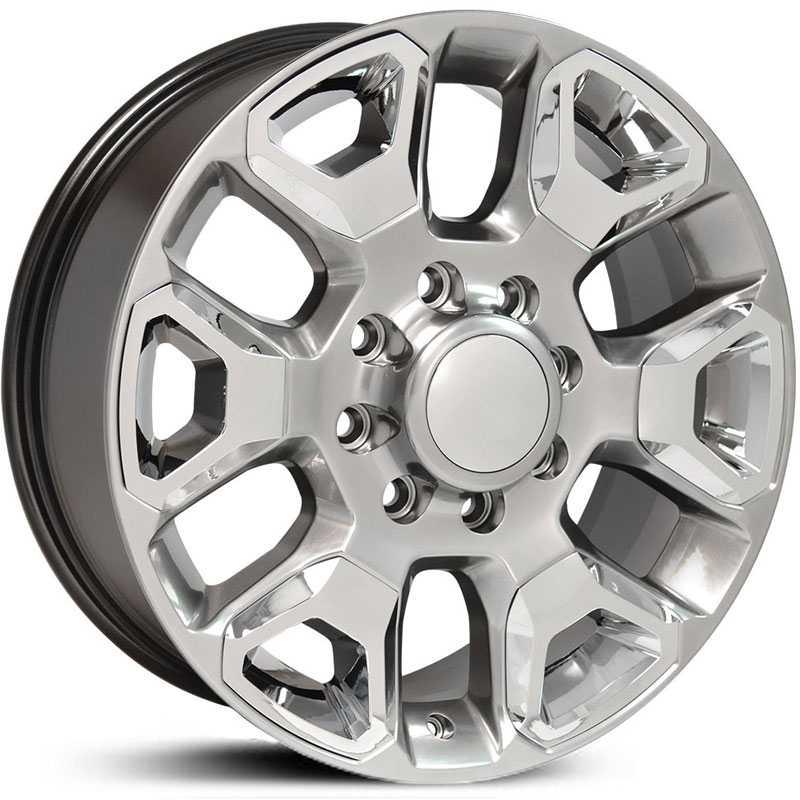 Dodge Ram Rims >> Dodge Ram 2500 3500 Style Dg66 Factory Oe Replica Wheels Rims