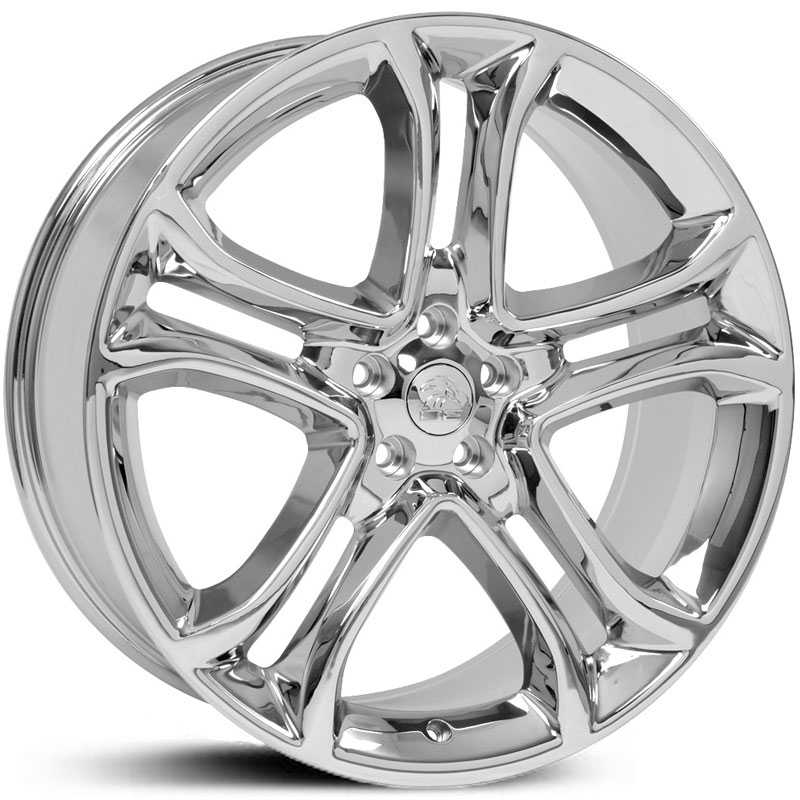 Fits Ford Edge Style (FR77)  Wheels Chrome