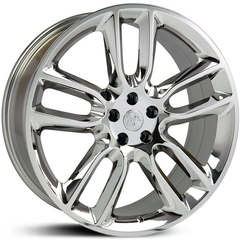 Fits Ford Edge Style (FR80)  Wheels PVD Chrome