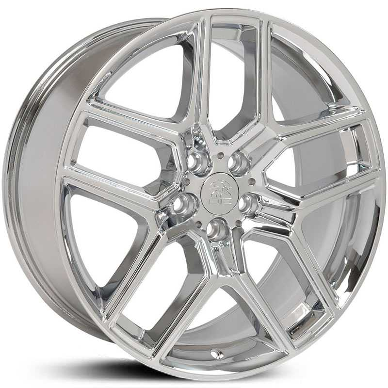 Fits Ford Explorer Style (FR73)  Wheels Chrome
